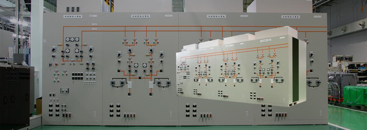 模擬送電線装置