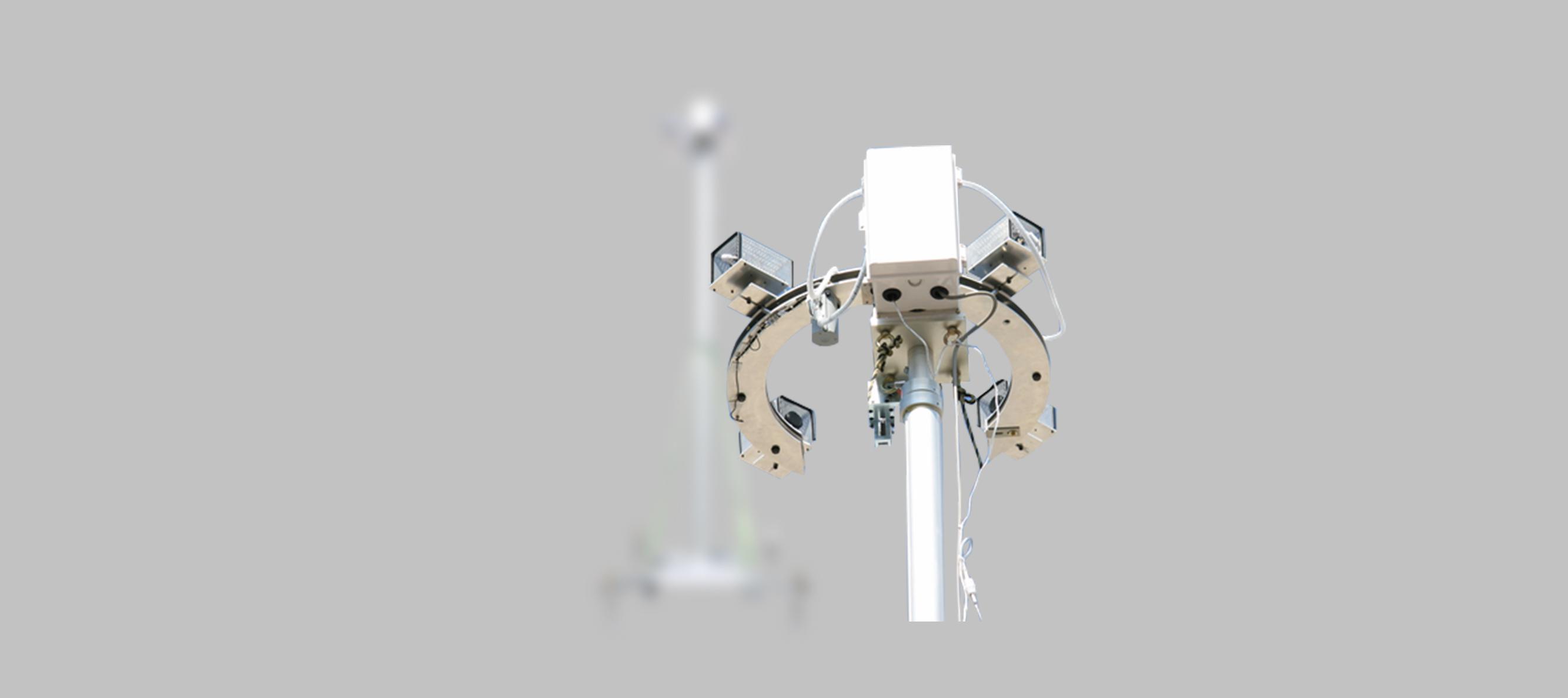 高所構造物点検装置「Bタイプ」